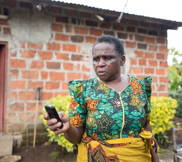 Scaling Access to Digital Financial Services for Smallholders in Tanzania