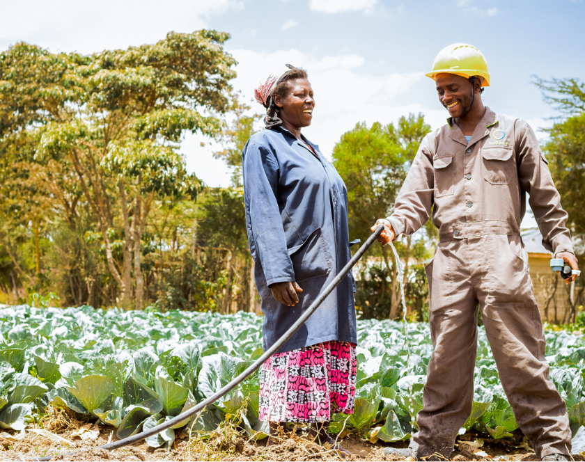 Policy Brief: Achieving Food Security in Kenya through Smart Solar Irrigation
