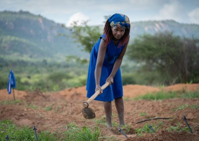 New Digital Super Agent Model for Agriculture Bringing Financial Services and Last Mile Input Supplies to Smallholder Farmers In Tanzania